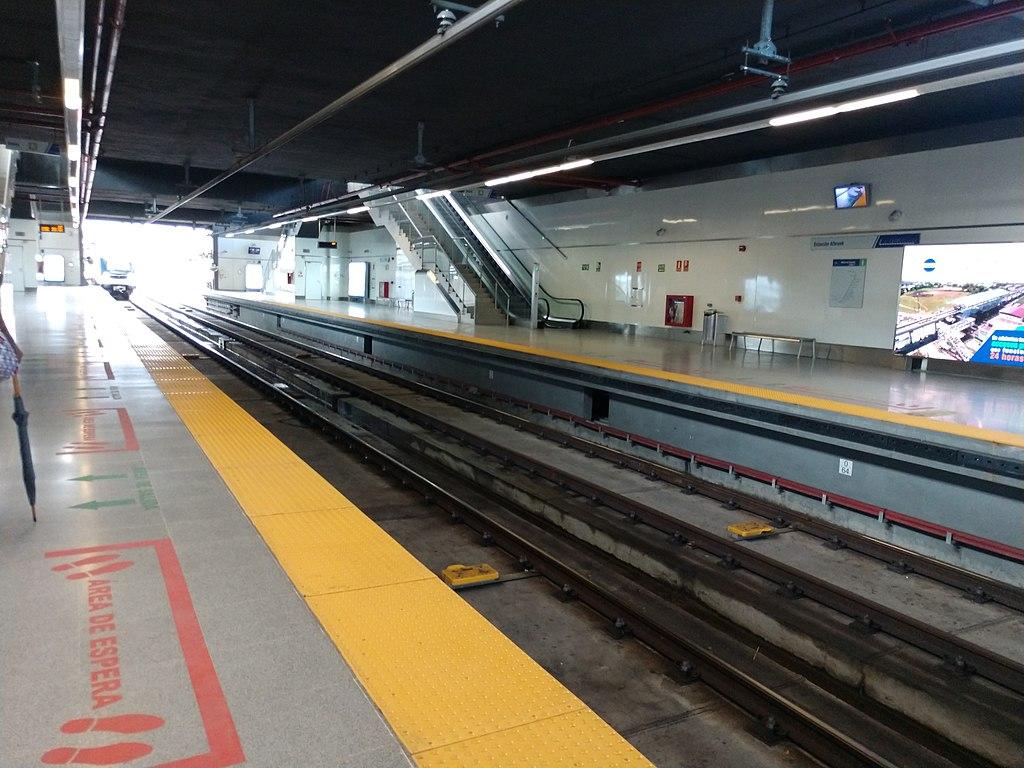 Albrook metro station