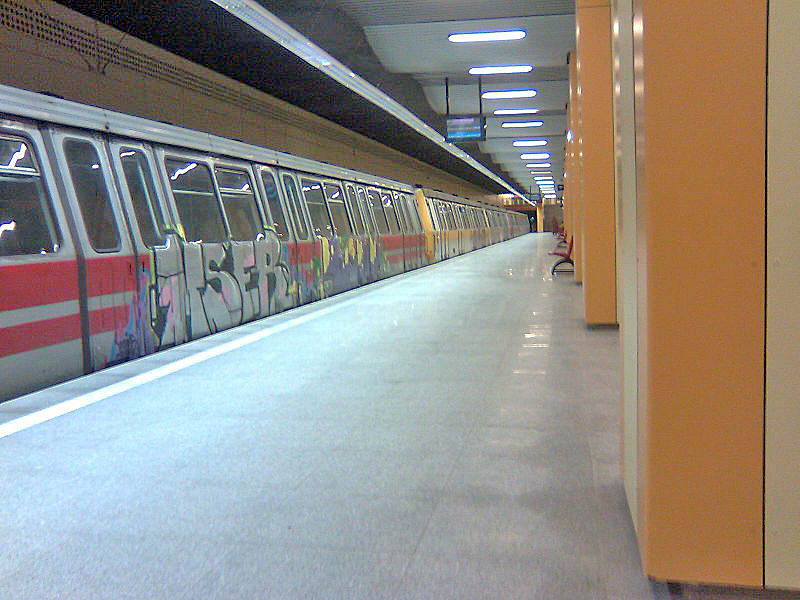 Anghel Saligny metro station