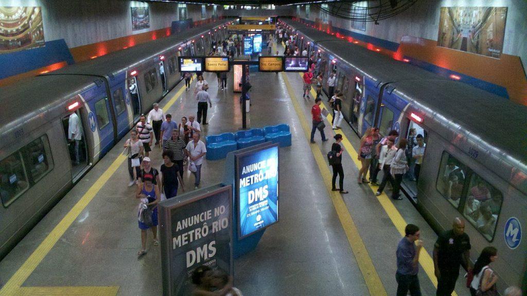 Cinelândia Station