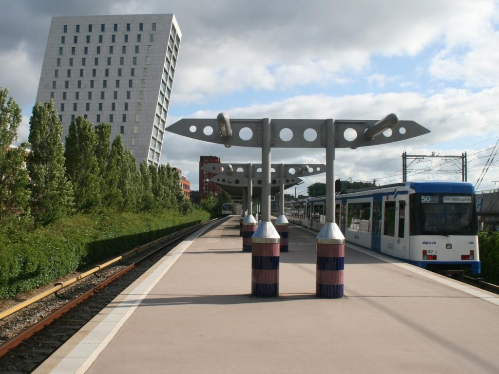 De Vlugtlaan station