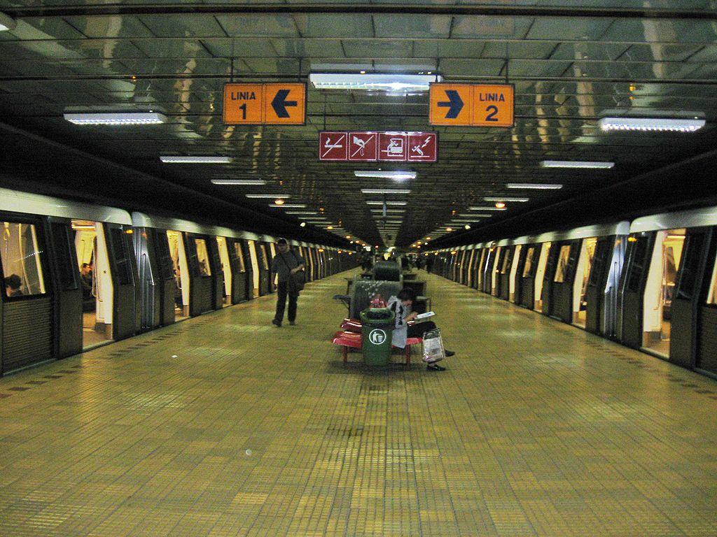Dristor metro station