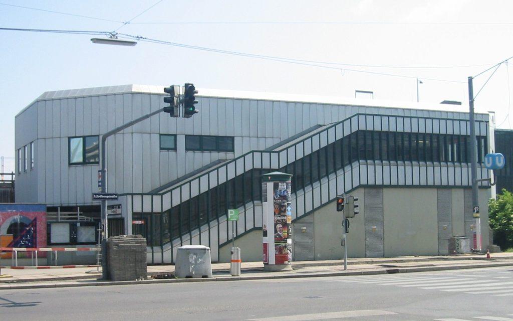 Erdberg station