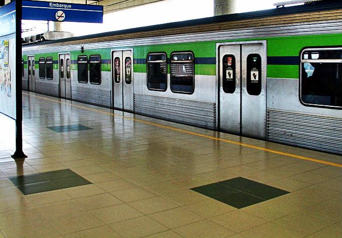 Estação Imbiribeira metro station