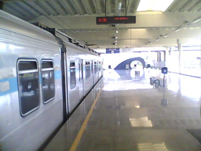Estação Tancredo Neves metro station
