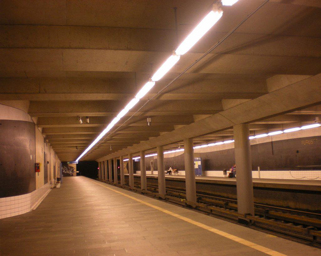 Furuset station