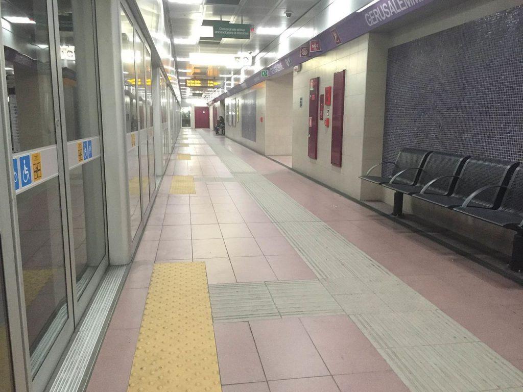 Gerusalemme station