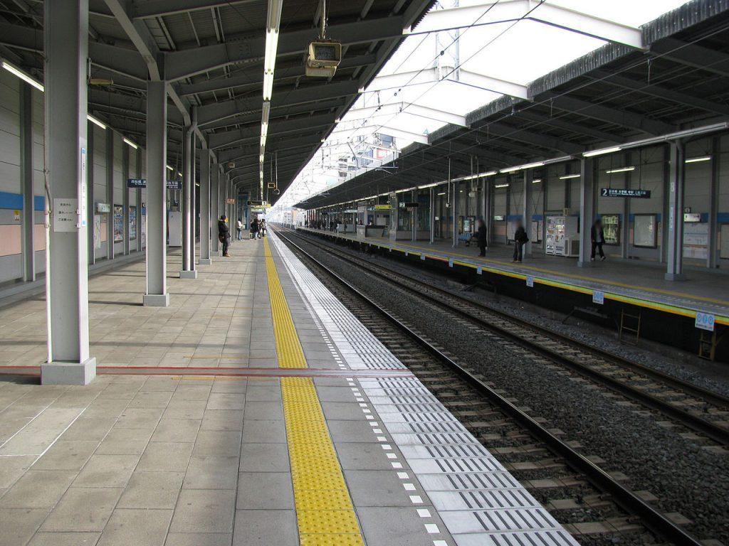 Gyōtoku Station