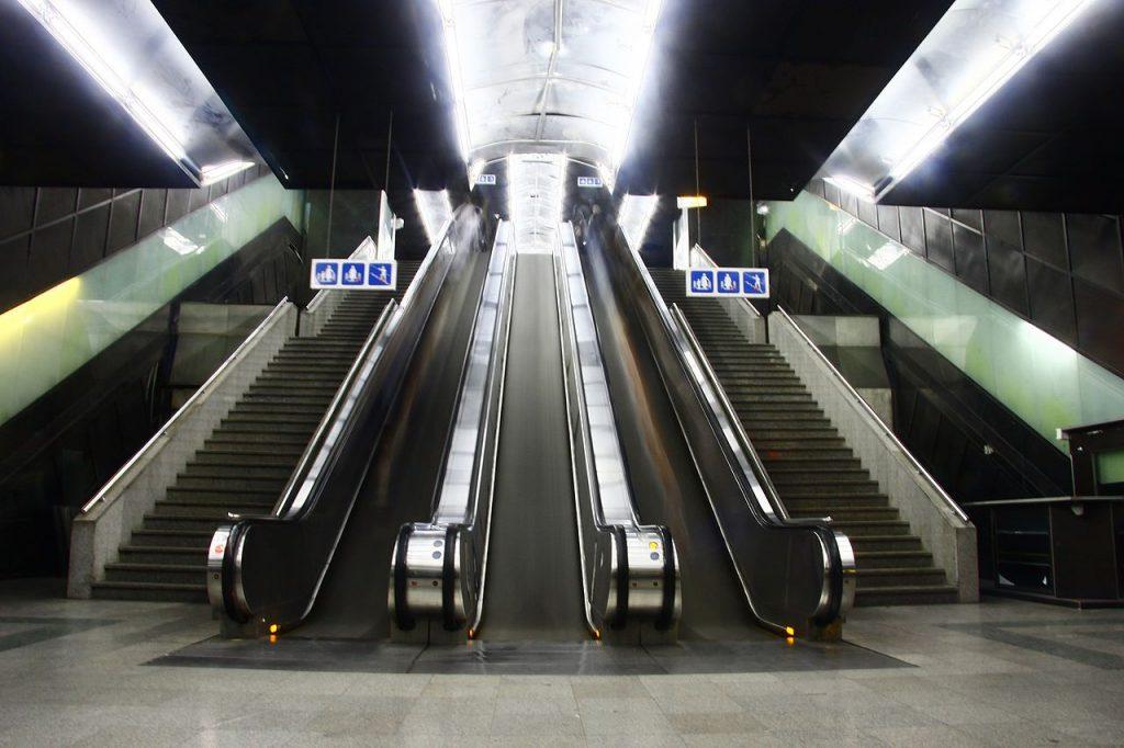Haghani Metro Station
