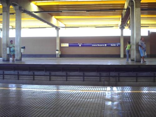 Joana Bezerra metro station