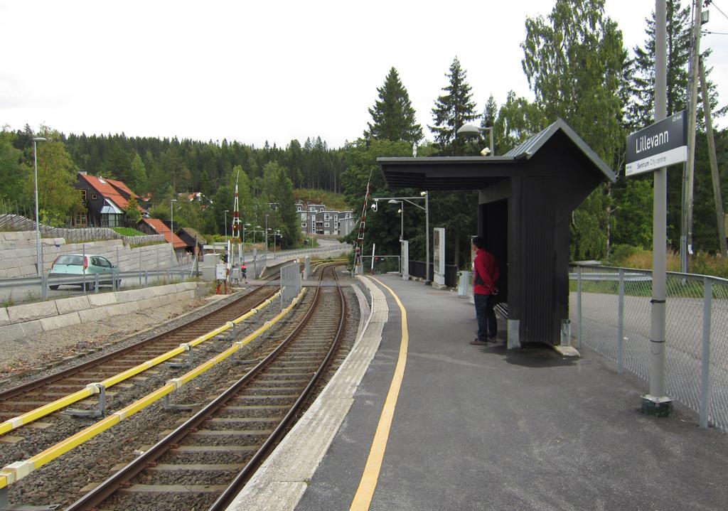 Lillevann station