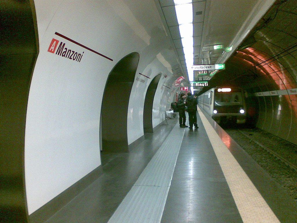 Manzoni station