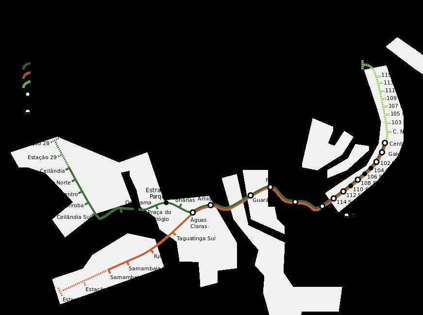 Brasília Metro
