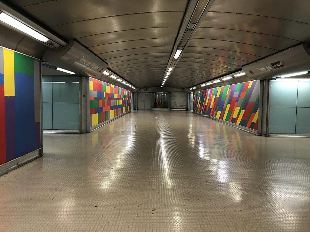 Materdei station