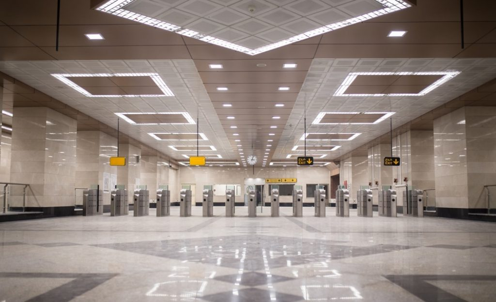 Meydan-e San'at Metro Station