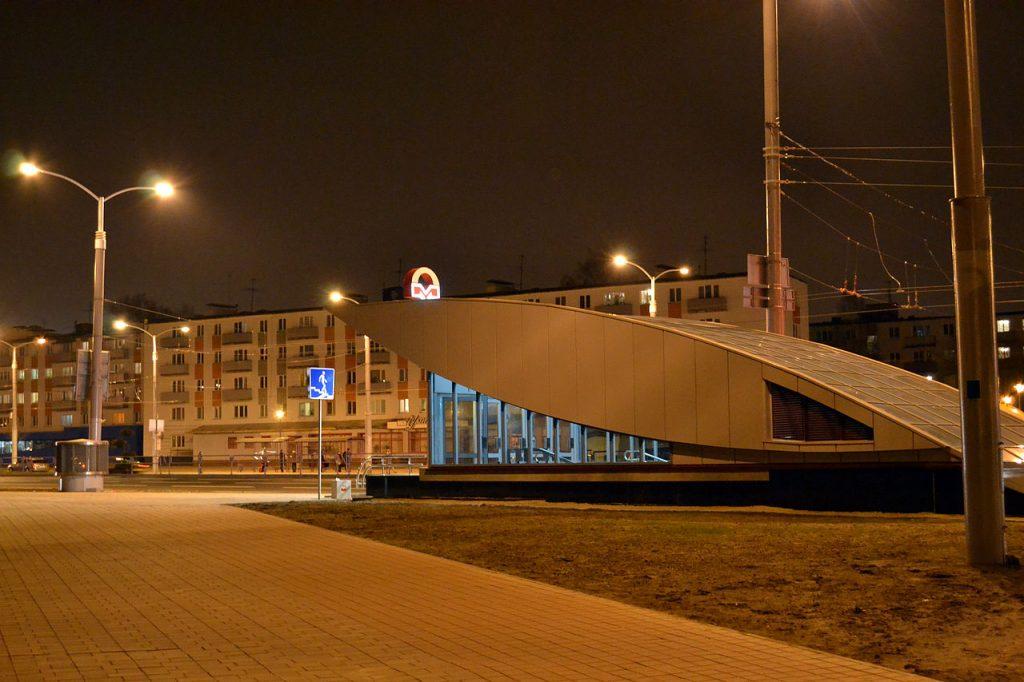Mikehalova railway station