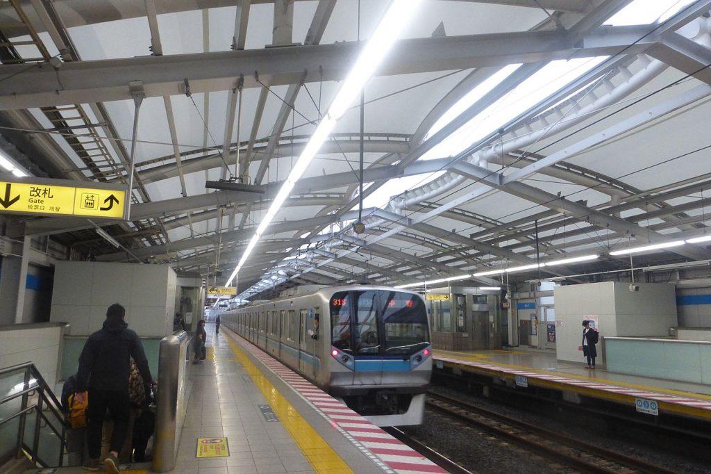 Minami-Gyōtoku Station