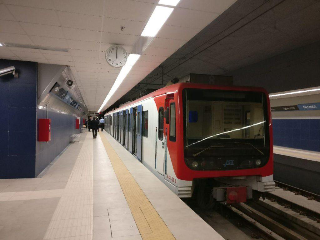 Nesima station