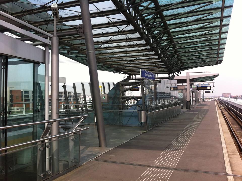 Nesselande metro station