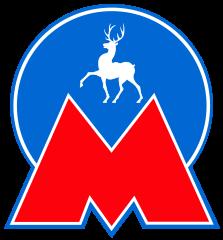 Nizhny Novgorod Metro logo