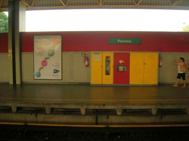 Pavuna Station