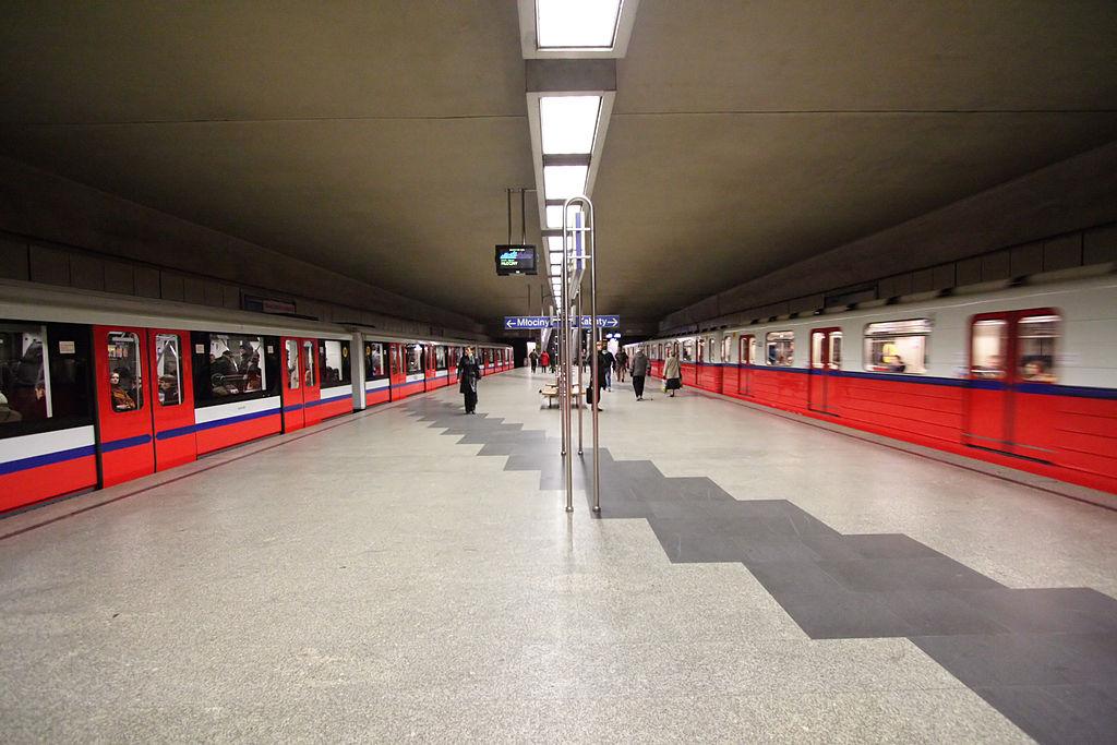 Politechnika metro station