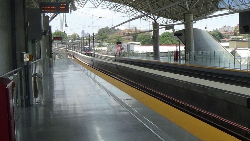 Pueblo Nuevo metro station