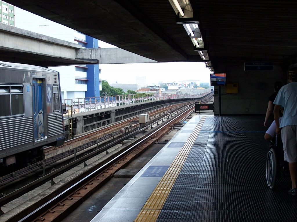 Santana Metro Station