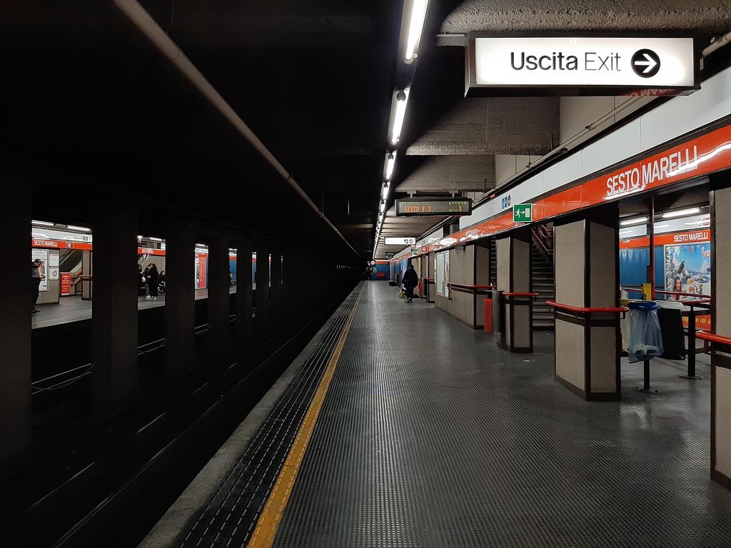 Sesto Marelli station
