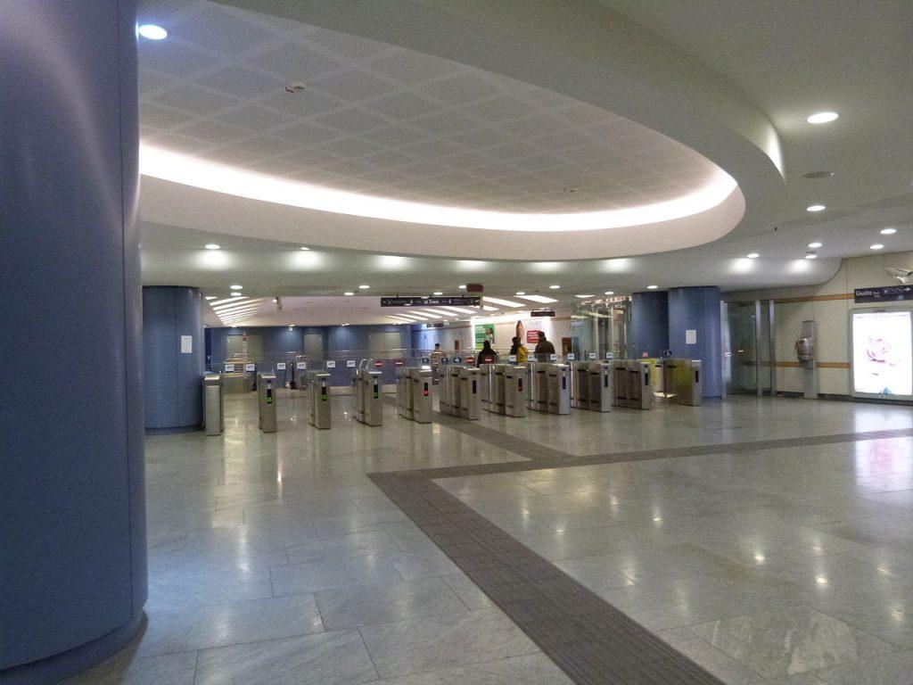 Spezia station