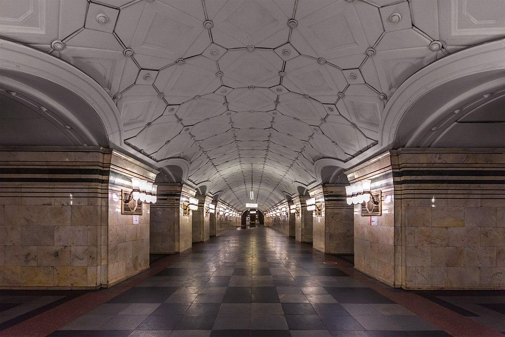 Sportivnaya station
