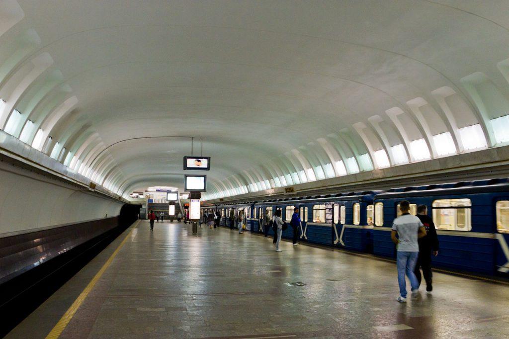 Uskhod railway station