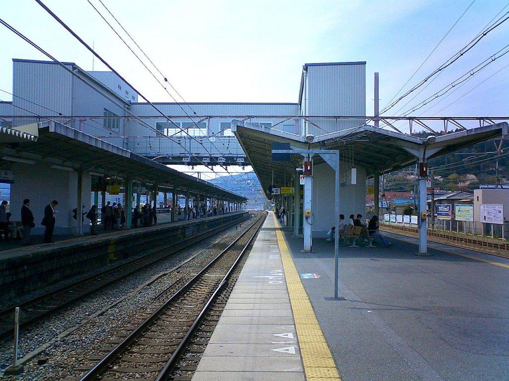 Yamashina Station