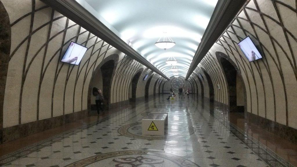 Zhibek Zholy (Almaty Metro)