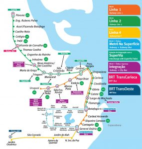 Rio de Janeiro Metro