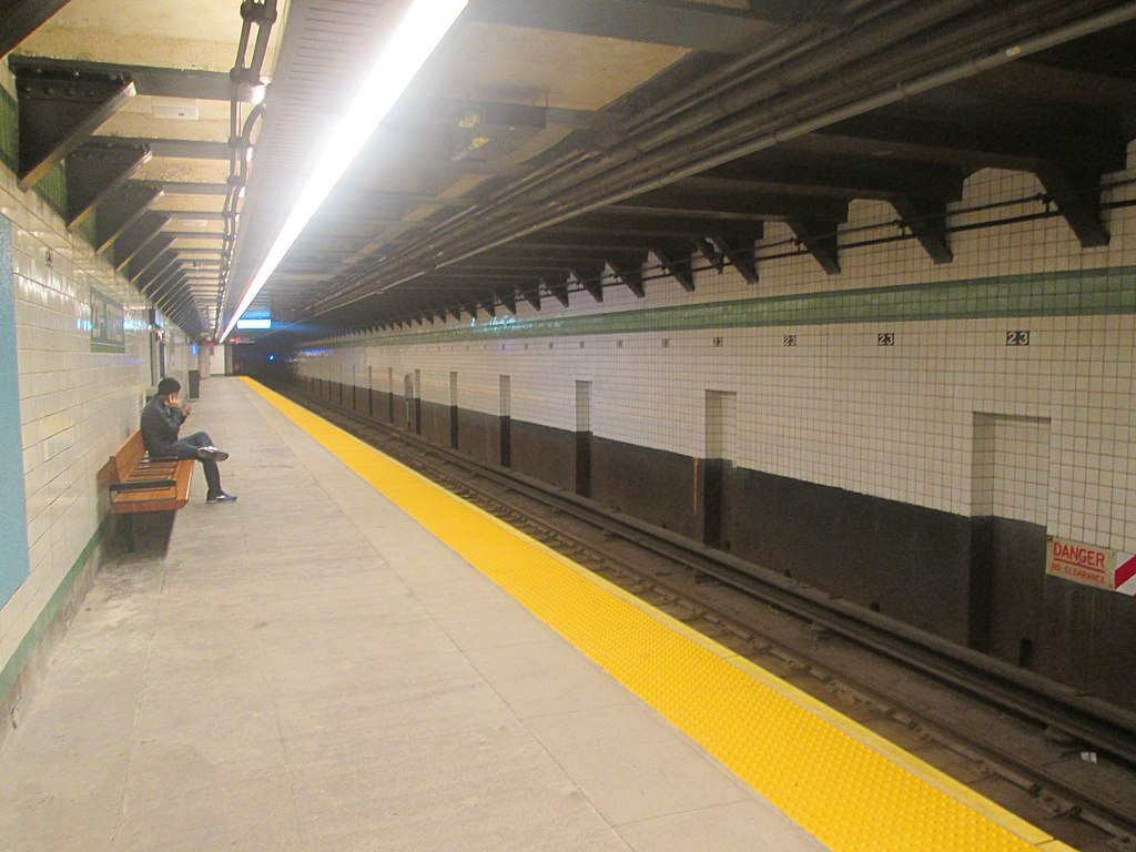 23rd Street station