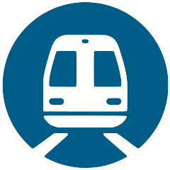 Baltimore Metro Subway logo