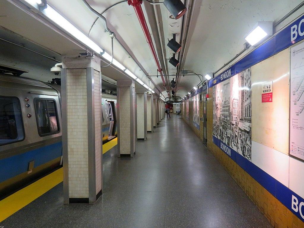 Bowdoin station