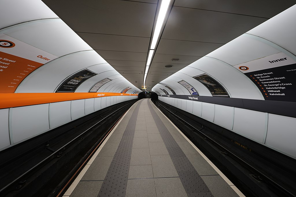 Bridge Street subway station