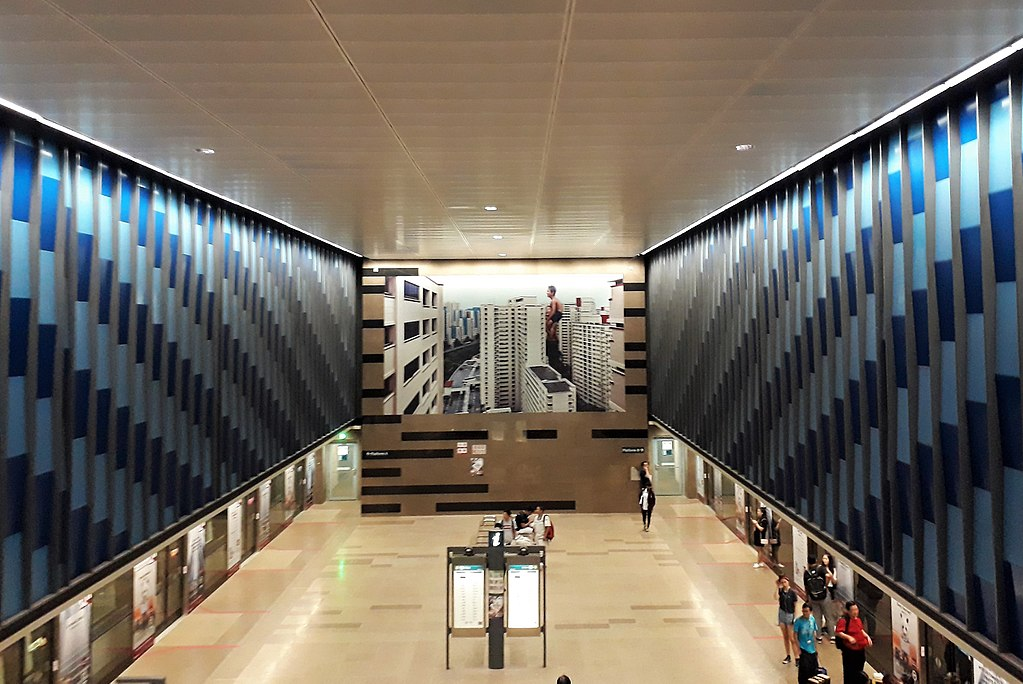 Bukit Panjang MRT/LRT station