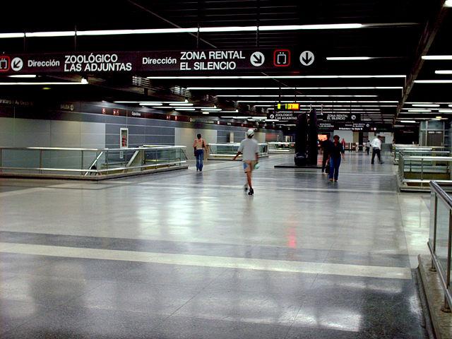 Estación Capuchinos