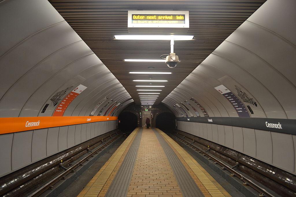 Cessnock subway station