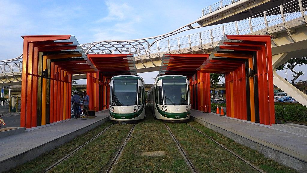 Circular light rail