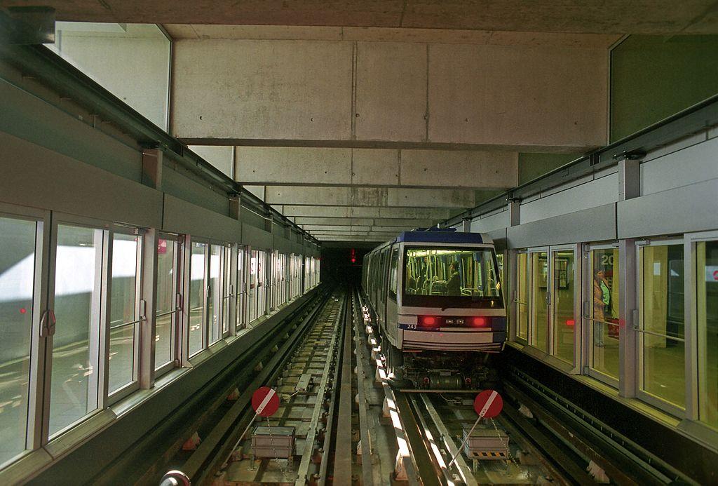 Croisettes station