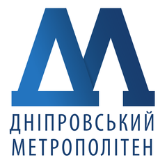 Dnipro metro logo