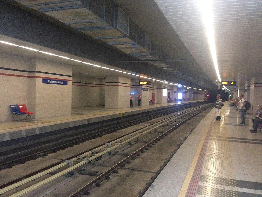 Fahrettin Altay station