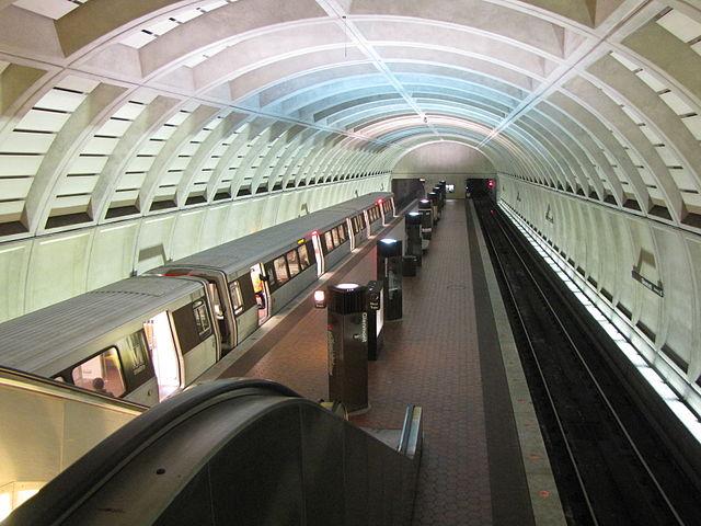 Glenmont station