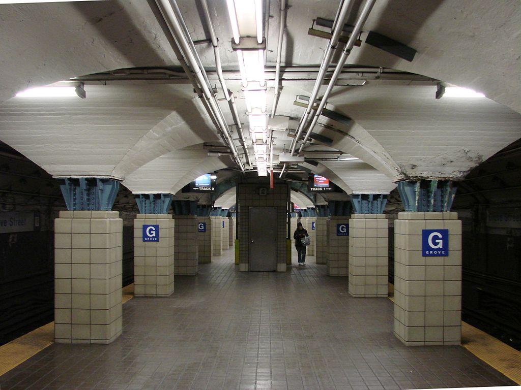 Grove Street station