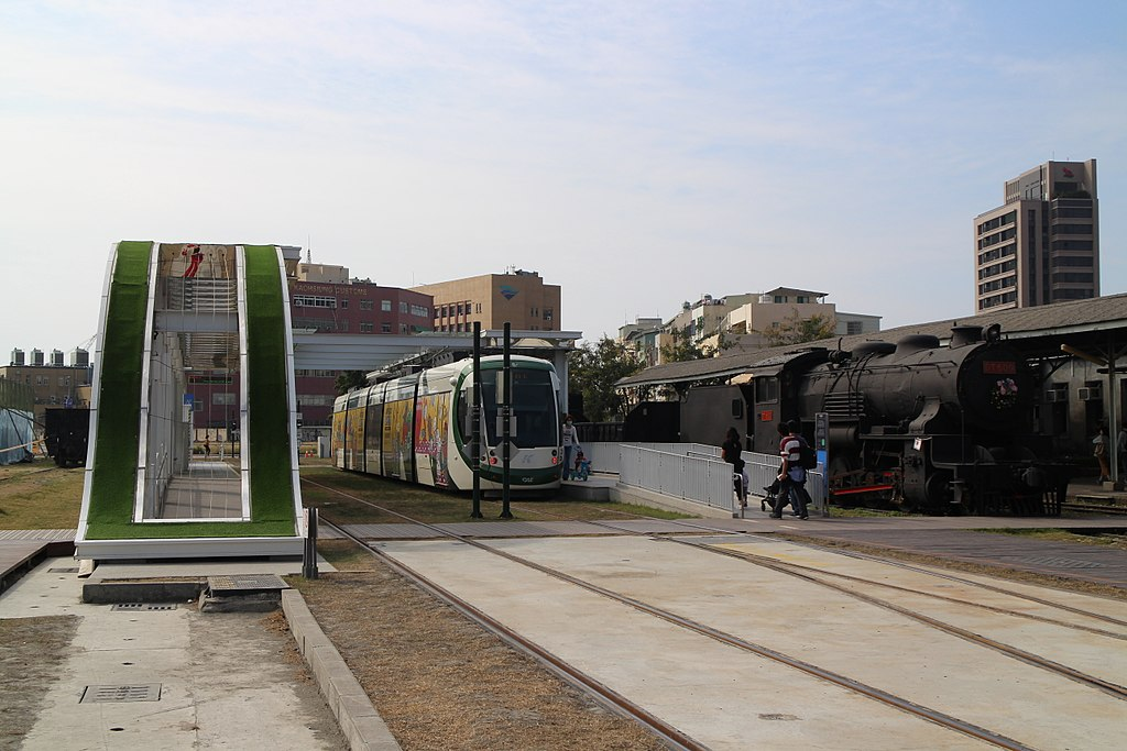 Hamasen light rail station