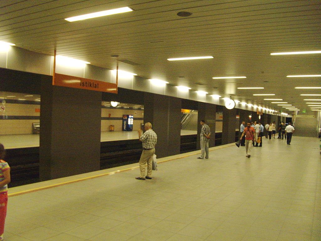 İstiklal Station