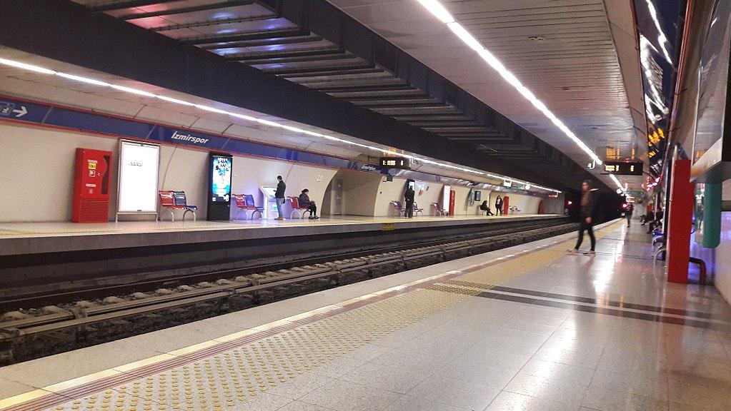 İzmirspor station